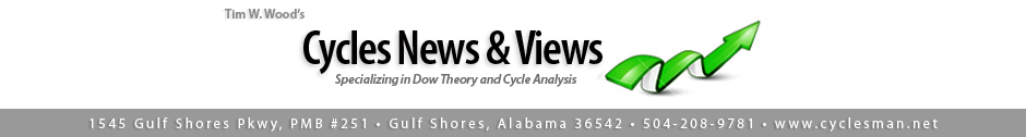 Cycles News and Views